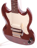 1967 Gibson SG Melody Maker walnut