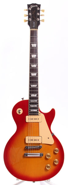1997 Gibson Les Paul Standard Limited Edition P-90 heritage cherry sunburst