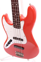 2004 Fender Jazz Bass 62 Reissue fiesta red LEFTY