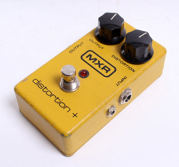 1980s MXR Distortion +
