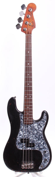 1980 Fender Precision Bass black