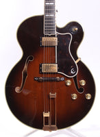 1982 Epiphone Emperor antique sunburst