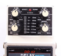 1985 Maxon DD-02 Digital Delay