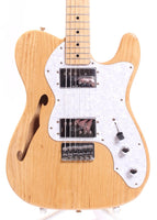 2004 Fender Telecaster Thinline 72 Reissue natural