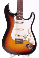 2011 Fender Stratocaster Custom Shop 60's Relic Duo Tone Limited Edition sunburst
