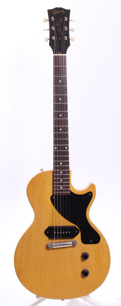 2001 Gibson Les Paul Junior Historic 57 Reissue tv yellow