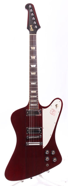2006 Gibson Firebird V cherry red
