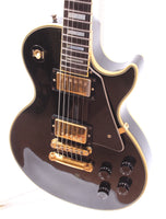 1987 Gibson Les Paul Custom ebony