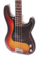 1978 Fender Precision Bass sunburst
