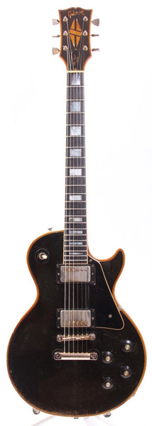 1973 Gibson Les Paul Custom ebony