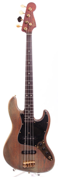 1992 Fender Jazz Bass 62 Reissue walnut