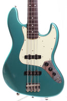 2000 Fender Jazz Bass 62 Reissue ocean turquoise metallic