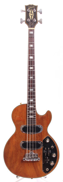 1973 Gibson Les Paul Triumph Bass walnut