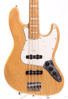 1993 Fender Jazz Bass 75 Reissue natural
