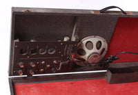 1963 Silvertone 1449 Amp-in-Case black sparkle