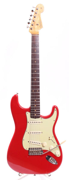 1963 Fender Stratocaster dakota red