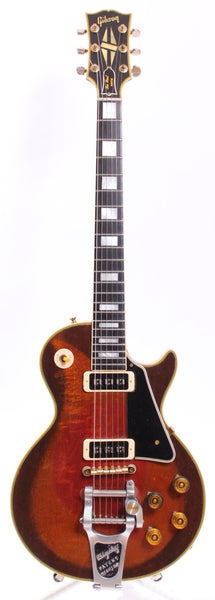 1956 Gibson Les Paul Custom James Rizzi Burst