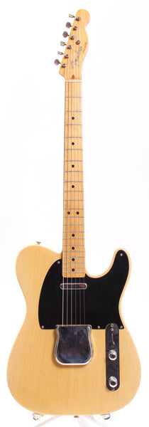 1952 Fender Telecaster butterscotch blond