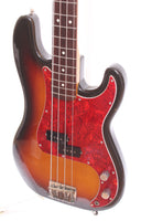 1993 Fender Precision Bass 62 Reissue sunburst