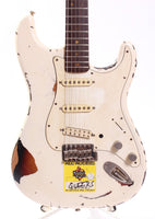 1981 Fernandes Stratocaster 72 Reissue olympic white Joe Queer