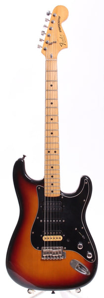1979 Fender Stratocaster sunburst Joe Queer The Dickies HSH
