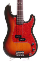 1992 Fender Precision Bass 62 Reissue sunburst