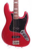 1974 Fender Jazz Bass candy apple red