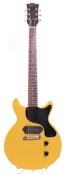 1992 Gibson Les Paul Junior DC Custom Shop Edition tv yellow