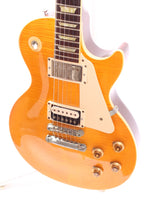 2000 Gibson Les Paul Classic Plus amber