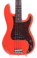 2015 Fender Precision Bass 62 Reissue fiesta red