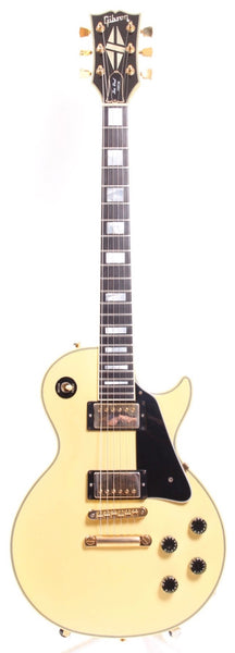 1982 Gibson Les Paul Custom alpine white