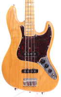 1978 Fender Jazz Bass natural