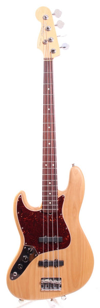 2008 Fender Jazz Bass American Standard lefty natural