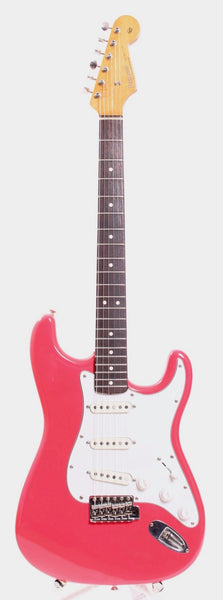 1981 Fernandes Stratocaster 64 Reissue The Revival ESP fiesta red