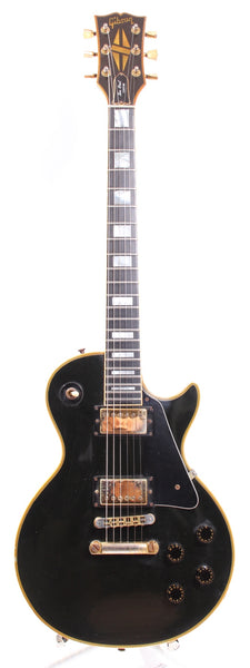 1979 Gibson Les Paul Custom ebony
