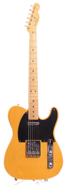 1983 Fender Telecaster 52 Reissue butterscotch blond