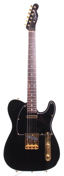 2019 Fender Telecaster Custom 60s Traditional Midnight black