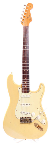 1989 Stratocaster American Vintage '62 Reissue Mary Kaye blond