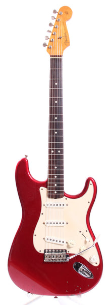1994 Fender Stratocaster American Vintage 62 Reissue candy apple red