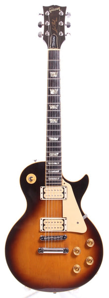 1978 Gibson Les Paul Standard dark sunburst