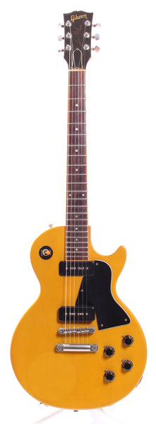 1990 Gibson Les Paul Special tv yellow