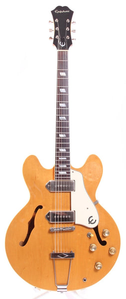 1988 Epiphone Casino natural
