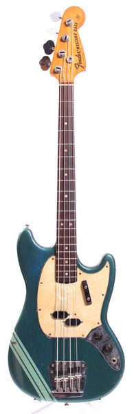 1971 Fender Mustang Bass competition blue