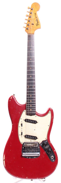 1964 Fender Mustang red