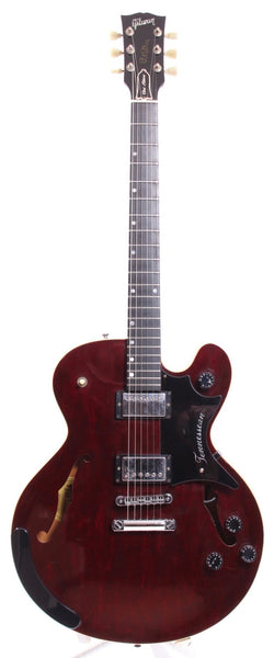 1997 Gibson Chet Atkins Tennessean wine red
