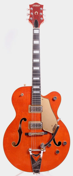 1990 Gretsch 6120 orange