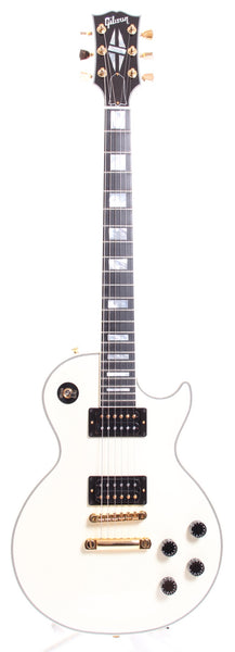 2015 Gibson Les Paul Custom Shop Axcess Stopbar alpine white