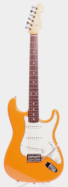 1993 Fender Stratocaster capri orange