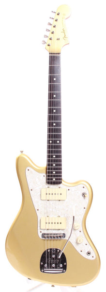 1994 Fender Jazzmaster 66 Reissue shoreline gold