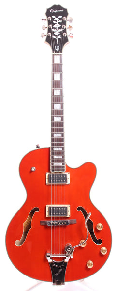 2014 Epiphone Swingster orange